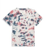 Sol Angeles Little Kid's & Kid's Marble-Print Cotton T-Shirt