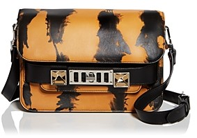 Proenza Schouler New Linosa PS11 Mini Classic Leather Crossbody