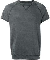 Majestic Filatures short sleeve sweatshirt - men - Linen/Flax/Spandex/Elastane - M