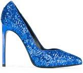 Saint Laurent sequin embellished pumps