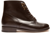 A.P.C. Frances leather ankle boots