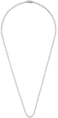 Martine Ali Silver Averi Layered Necklace