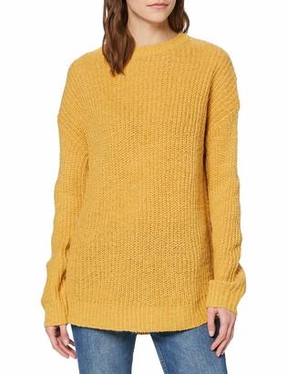 New Look Women's OP FISHERMAN RIB LL JUMPER Sweater