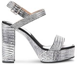 Calvin Klein Tejus Chunky Heel Platform Sandal