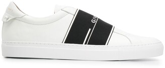 Givenchy Paris strap sneakers