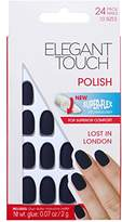 Elegant Touch Polished Nails, Lost in London by