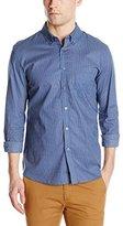 Sovereign Code Men's Xyan Long-Sleeve Shirt