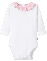 Jacadi Girls' Ruffled Bodysuit - Baby