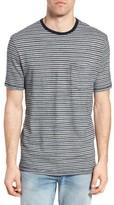True Grit Men's Stripe Ringer T-Shirt
