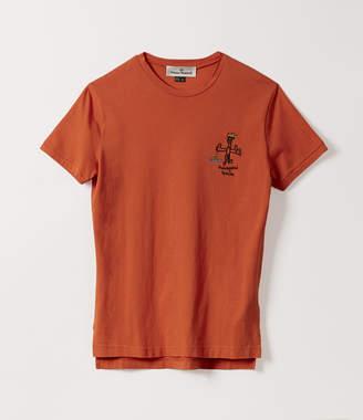 Vivienne Westwood Peru T-Shirt Endangered Species Orange