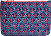 Liberty of London Designs Iphis Small Pouch - Navy