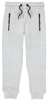 George Ribbed Knee Joggers