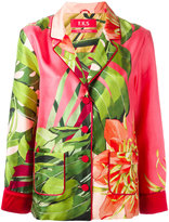 F.R.S For Restless Sleepers - Armonia pyjama-style jacket - women - Silk - S