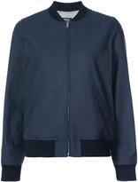 A.P.C. classic bomber jacket