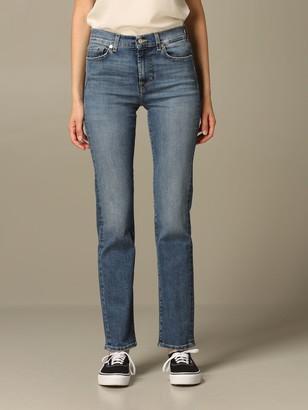 Straight Seven Seven Jeans In Used Denim