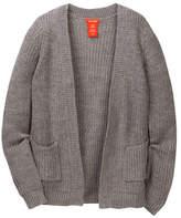 Joe Fresh Lurex Knit Cardigan (Big Girls)
