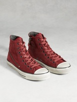John Varvatos Chuck Taylor Tornado Zip High Top