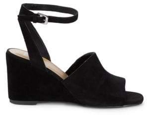 Dolce Vita Kalie Leather Wedge Sandals