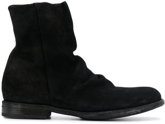 Pantanetti relaxed ankle boots