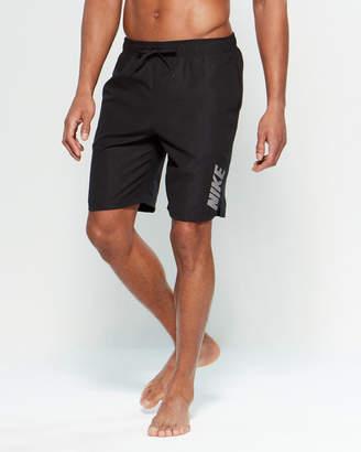 Nike Mesh Logo Swim Shorts