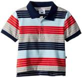 Toobydoo Stars and Stripes Polo Boy's Clothing