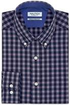 Nautica Classic Fit Wrinkle Resistant Majestic Plaid Shirt