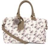 Deux Lux Bloom Overnight Bag.