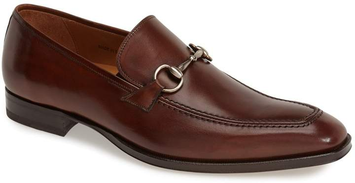 Mezlan 'Tours' Leather Bit Loafer