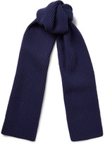 Lanvin - Ribbed Wool Scarf