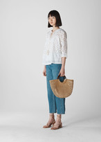 Maggie Broderie Blouse
