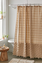Urban Outfitters Shaggy Shower Curtain