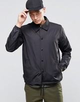 Element Morton Coach Jacket Black