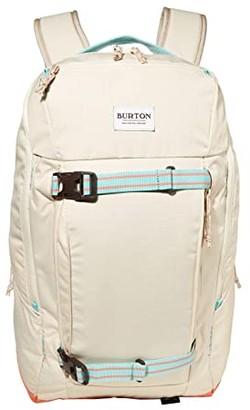Burton Kilo 2.0 Backpack (Creme Brulee Triple Ripstop Cordura) Backpack Bags