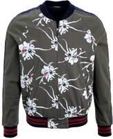Sisley Bomber Jacket khaki