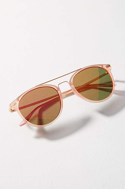 Anthropologie Marina Brow-Bar Sunglasses