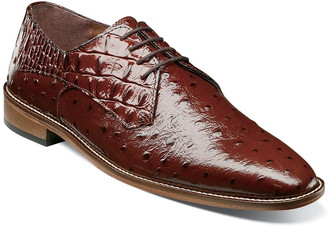 Stacy Adams Russo Textured Oxford