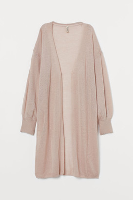 H&M Loose-knit cardigan