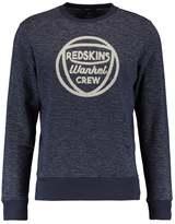 Redskins Rack Ice Sweatshirt Navy Chine