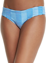Shoshanna Striped Hipster Swim Bottom