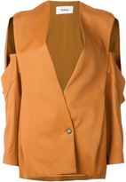 Chalayan open pocket jacket