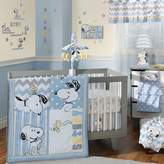 Lambs & Ivy Peanuts My Little Snoopy 4-pc. Crib Bedding Set by