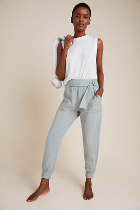 Sydney Waisted Joggers By Saturday/Sunday in Blue Size XL P