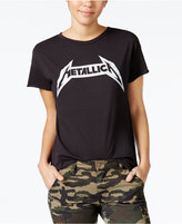Bravado Juniors' Metallica Graphic Cotton T-Shirt