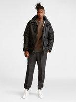 DKNY Zippered Coat