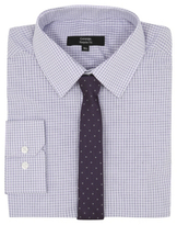 George Long Sleeve Shirt and Tie Set