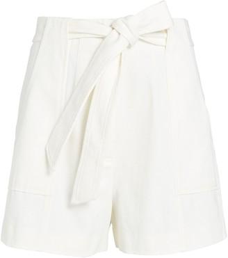 Intermix Eva Paperbag Shorts