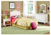 Powell Company Kids Bed Wood/White