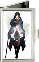 Buckle Down Buckle-Down Buckle-Down Business Card Holder - Assassin's Creed Accessory