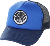 Rip Curl Wetty Badge Trucker Cap Blue