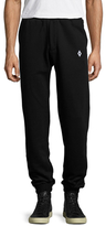 Marcelo Burlon County of Milan Solid Jogger Pants